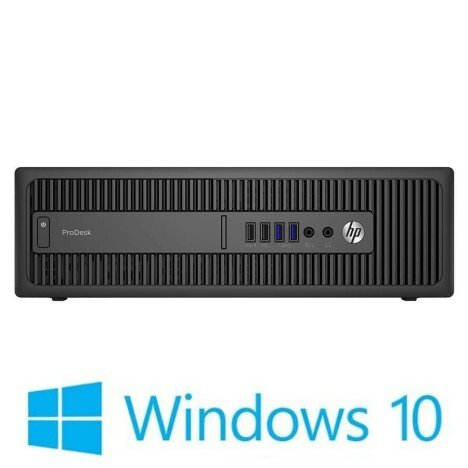 PC Refurbished HP ProDesk 400 G3 SFF,